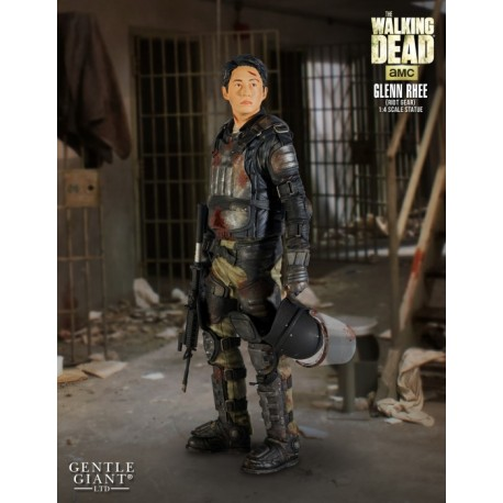 GENTLE GIANT - WALKING DEAD - GLENN  1/4