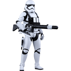 HOT TOYS - FIRST ORDER HEAVY GUNNER STORMTROOPER - STAR WARS 1/6