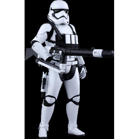 HOT TOYS - FIRST ORDER HEAVY GUNNER STORMTROOPER - STAR WARS 1/6