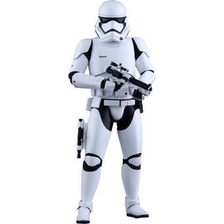 HOT TOYS - FIRST ORDER STORMTROOPER - STAR WARS 1/6