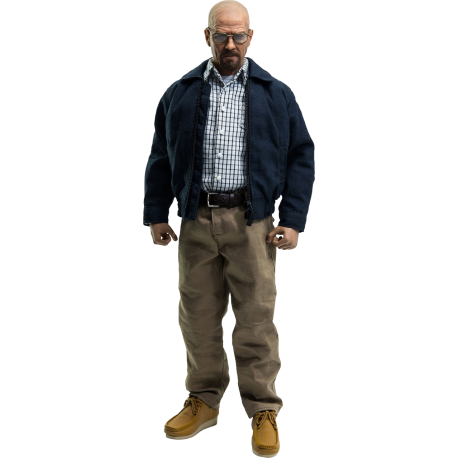 BREAKING BAD  - HEISENBERG 1/6