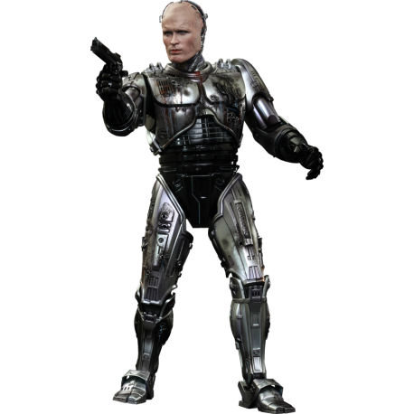 HOT TOYS - ROBOCOP Battle Damaged 1/6