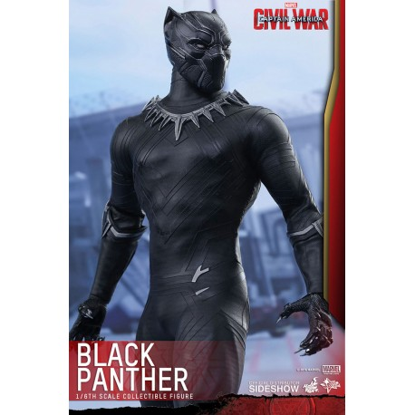 HOT TOYS - BLACK PANTHER CIVIL WAR 1/6