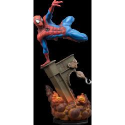 SIDESHOW - THE AMAZING SPIDER-MAN Premium Format