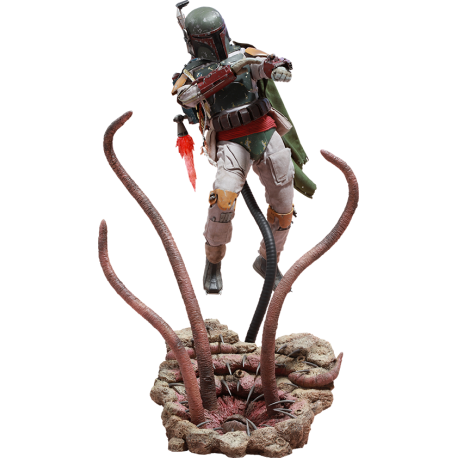 HOT TOYS - BOBA FETT DELUXE - STAR WARS 1/6