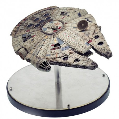 EFX - STAR WARS - REPLIQUE FALCON MILLENIUM DIECAST - 1/100