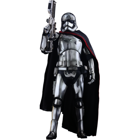 HOT TOYS - FIRST ORDER CAPTAIN PHASMA - STAR WARS 1/6