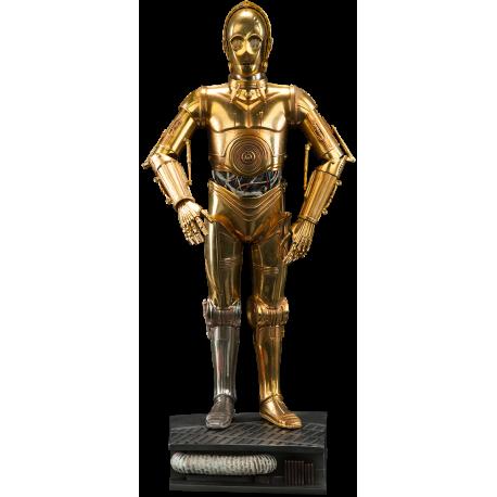 SIDESHOW - C-3PO - PREMIUM FORMAT