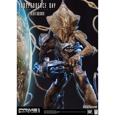 PRIME 1 STUDIO - INDEPENDENCE DAY RESURGENCE - ALIEN SOLDIER