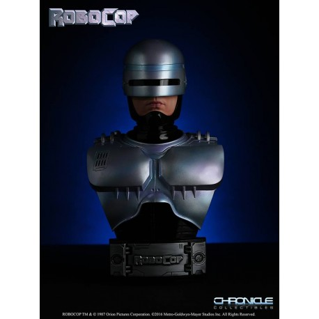 CHRONICLE - ROBOCOP - BUSTE 1/2