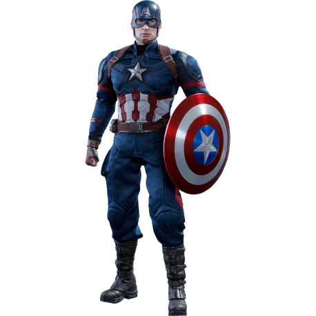 HOT TOYS - CAPTAIN AMERICA CIVIL WAR 1/6