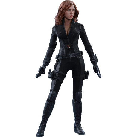 HOT TOYS - CAPTAIN AMERICA CIVIL WAR - BLACK WIDOWS 1/6