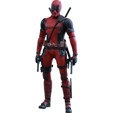 HOT TOYS - DEADPOOL - 1/6