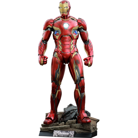 HOT TOYS - WAR MACHINE MARK II MMS DIECAST - AGE OF ULTRON