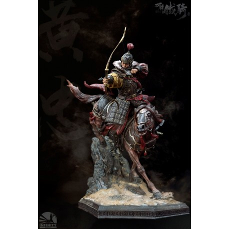 INFINITY STUDIO -THREE KINGDOM : GENERAL HUANG ZHONG - 1/6