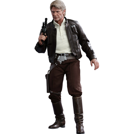 HOT TOYS - STAR WARS 7 - HAN SOLO 1/6
