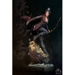 INFINITY STUDIO -THREE KINGDOM : SUN SHANG XIANG - 1/4