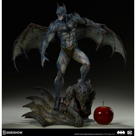 SIDESHOW - Gotham City Nightmare Collection  - BATMAN STATUE