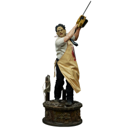 SIDESHOW - LEATHERFACE - PREMIUM FORMAT