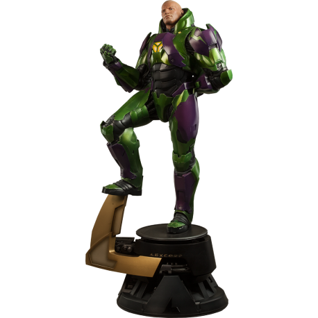SIDESHOW - LEX LUTHOR POWER SUIT - PREMIUM FORMAT