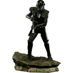 SIDESHOW -STAR WARS ROGUE ONE - DEATH TROOPER SPECIALIST - PREMIUM FORMAT