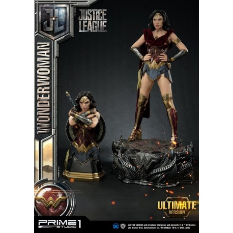 PRIME 1 STUDIO - WONDER WOMAN - JUSTICE LEAGUE ULTIMATE VERSION