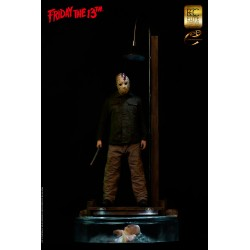 ECC - Vendredi 13 :  JASON VOORHEES : DARK REFLECTION MAQUETTE 1/3