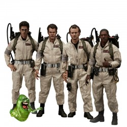 BLITZWAY - GHOSTBUSTERS : SPECIAL PACK - SET OF 4 PREMIUM 1/6