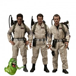 BLITZWAY - GHOSTBUSTERS : DR. 3 PACK - SET OF 3 PREMIUM 1/6