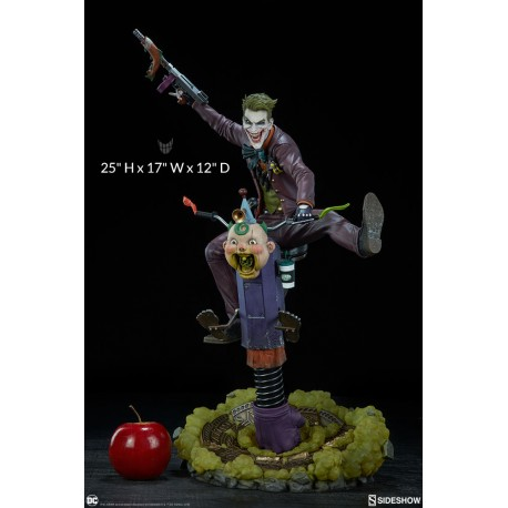 SIDESHOW - THE JOKER - PREMIUM FORMAT