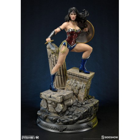 SIDESHOW - NEW 52 - WONDER WOMAN - 1/4