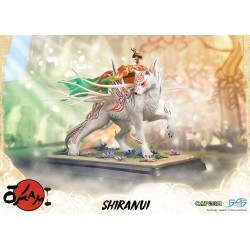 FIRST 4 FIGURES -  OKAMI : SHIRANUI STATUE