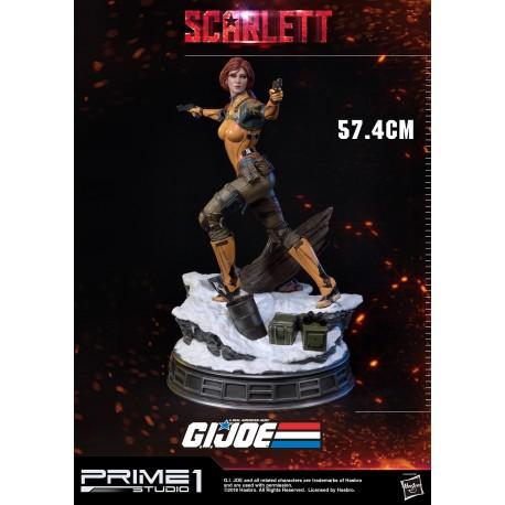 PRIME 1 STUDIO - GI JOE: SCARLETT - 1/4