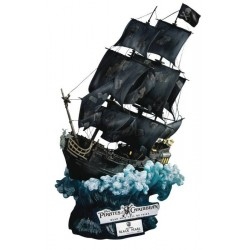 BEAST KINGDOM - REPLIQUE BLACK PEARL 1/144