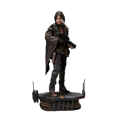 SIDESHOW -STAR WARS ROGUE ONE - JYN ERSO - PREMIUM FORMAT