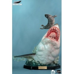 INFINITY STUDIO - MUSEUM SERIES : GREAT WHITE SHARK 1/4
