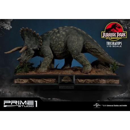 PRIME 1 STUDIO - Jurassic Park - TRICERATOPS 1/15