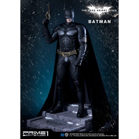 PRIME 1 STUDIO - DARK KNIGHT RISES - BATMAN 1/3