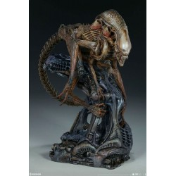 SIDESHOW - ALIEN WARRIOR - MYTHOS MAQUETTE