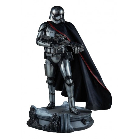 SIDESHOW - STAR WARS 7 - CAPTAIN PHASMA - PREMIUM FORMAT