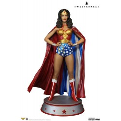 TWEETERHEAD - WONDER WOMAN CAPE VARIANT- MAQUETTE