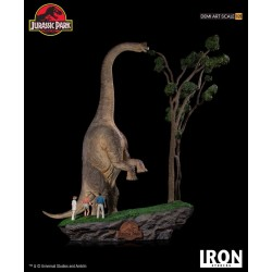 IRON STUDIOS - JURASSIC  PARK DEMI ART SCALE 1/20