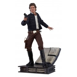 SIDESHOW - STAR WARS - HAN SOLO - PREMIUM FORMAT
