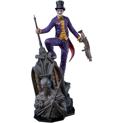 PRIME 1 STUDIO - BATMAN ARKHAM KNIGHT - JOKER 1/3 - EXCLU