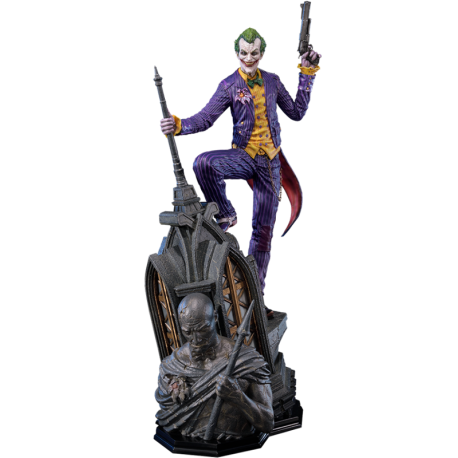 PRIME 1 STUDIO - BATMAN ARKHAM KNIGHT - JOKER 1/3