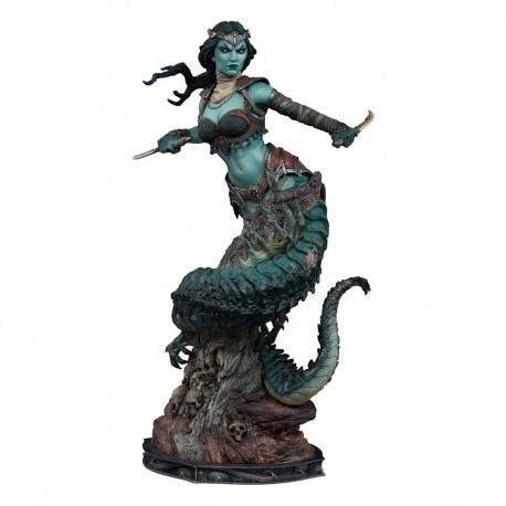 SIDESHOW - GALLEVARBE : EYE OF THE QUEEN - PREMIUM FORMAT