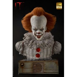ECC - IT : PENNYWISE - BUSTE 1/1