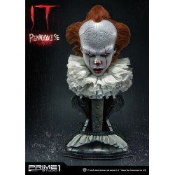 PRIME 1 STUDIO - PENNYWISE SERIOUS - BUSTE 1/2