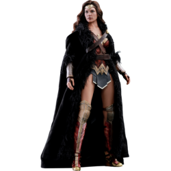 HOT TOYS - JUSTICE LEAGUE - WONDER WOMAN DELUXE 1/6