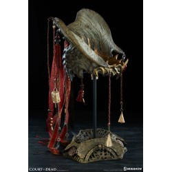 SIDESHOW - COURT OF THE DEAD - QUEEN GETHSEMONI'S CROWN 1/1